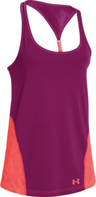 Under Armour Women's UA ArmourVent Moxey Tank