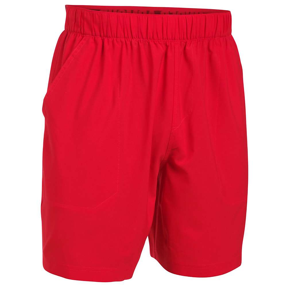 Under Armour Men's UA Coastal Short - Medium - Red / Cardinal