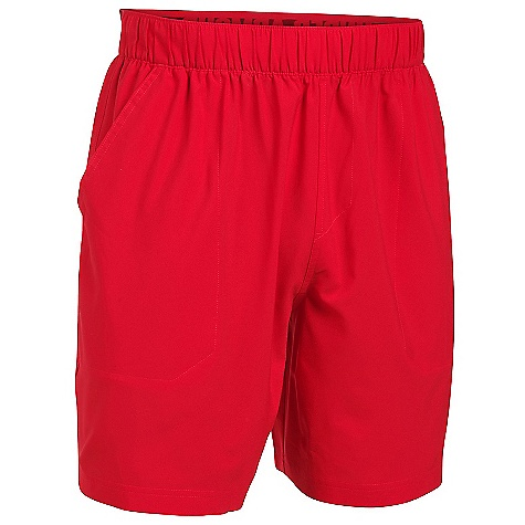 Under Armour Men's UA Coastal Short Red / Cardinal