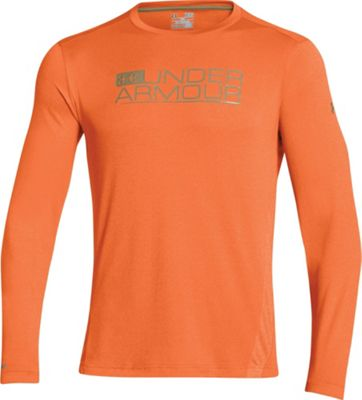 Under Armour Men's UA Iso-Chill Element Vented LS Top