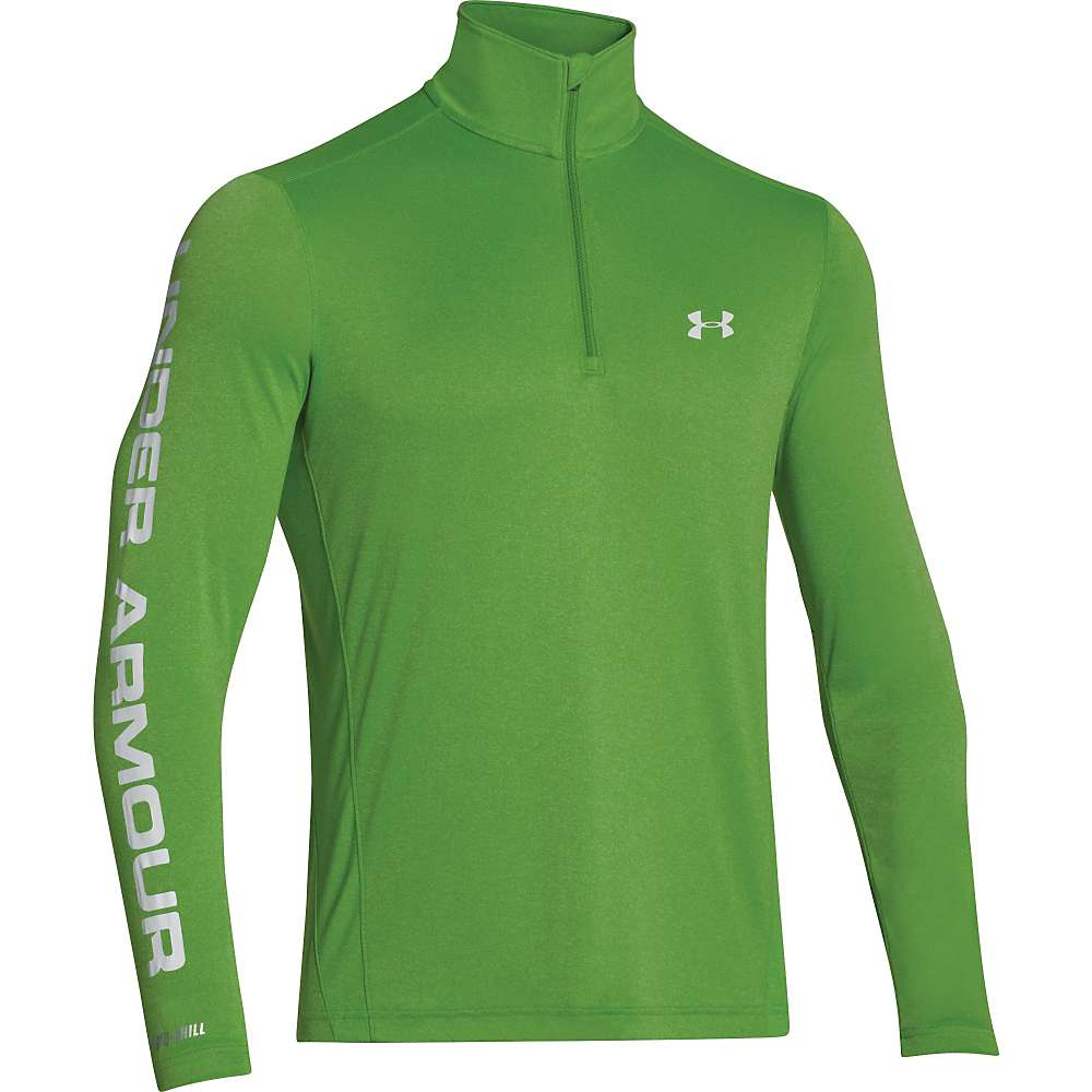 Under Armour Men's UA Iso-Chill Element 1/4 Zip Top - XXL - Battle / Elemental