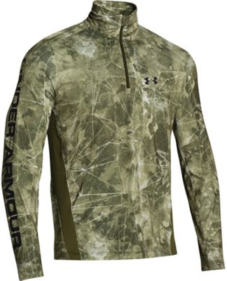 Under Armour Men's UA Iso-Chill Element 1/4 Zip Top