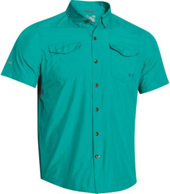 Under Armour Men's UA Iso-Chill Flats Guide SS Shirt