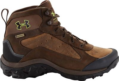 Under Armour Men's UA Wall Hanger Leather Mid Boot