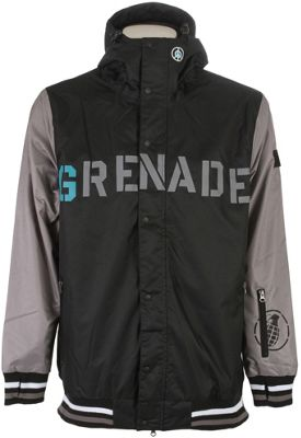 Grenade Baseball Snowboard Jacket - Men's