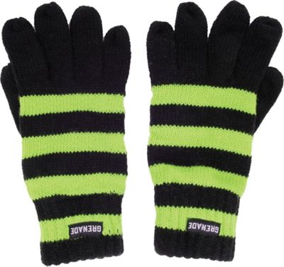 Grenade Stripes Gloves - Men's
