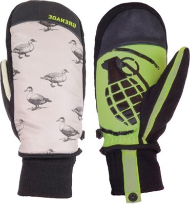 Grenade Hunter Mittens - Men's