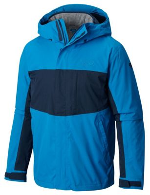 Mountain Hardwear Men's Binx Ridge Quadfecta Jacket