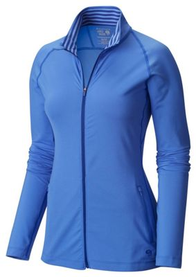 Mountain Hardwear Women's Butterlicious Full Zip Jacket