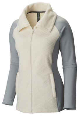 Mountain Hardwear Women's Diamond Quartz Full Zip Sweater