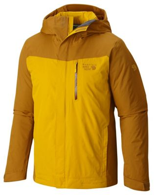 Mountain Hardwear Men's Dragon's Back Insulated Jacket