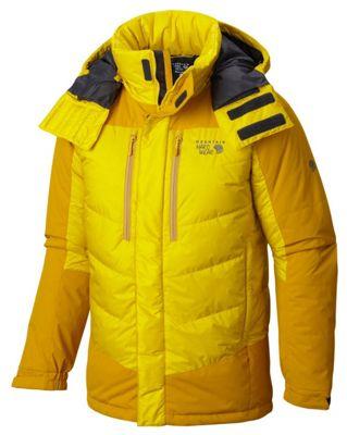 Mountain Hardwear Men's Glacier Guide Down Parka