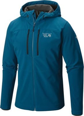 Mountain Hardwear Men's Hooded Hueco Jacket