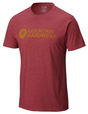 Mountain Hardwear Men's Logo Graphic SS T
