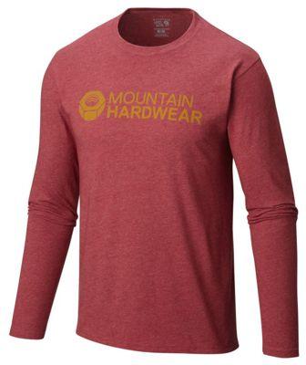 Mountain Hardwear Men's Logo Graphic LS Tee