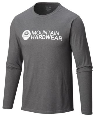 Mountain Hardwear Men's Logo Graphic LS Tee