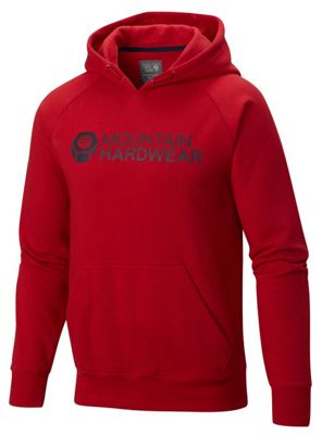 Mountain Hardwear Men's Logo Graphic Pullover Hoody