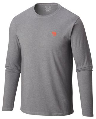 Mountain Hardwear Men's MHW Logo Graphic LS Tee