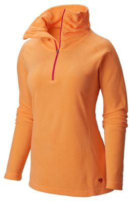 Mountain Hardwear Women's MicroChill Lite Half Zip Top