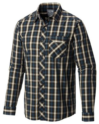 Mountain Hardwear Men's Merlane LS Shirt