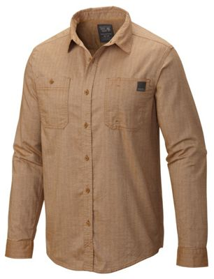 Mountain Hardwear Men's Mittleman LS Shirt