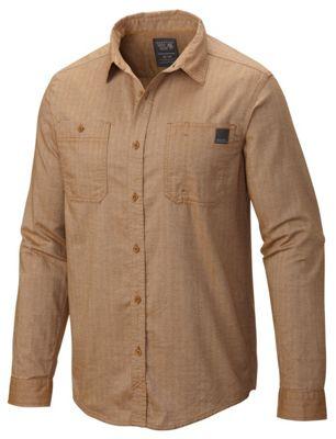 Mountain Hardwear Men's Mittleman LS Shirt