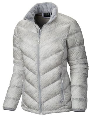 Mountain Hardwear Women's Ratio Printed Down Jacket