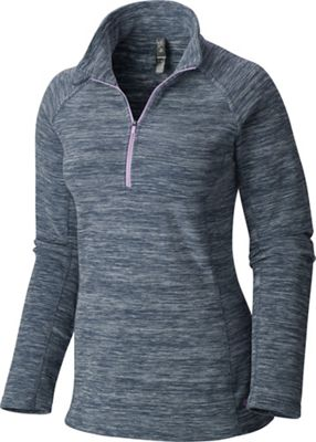 Mountain Hardwear Women's Snowpass Fleece Zip Tee