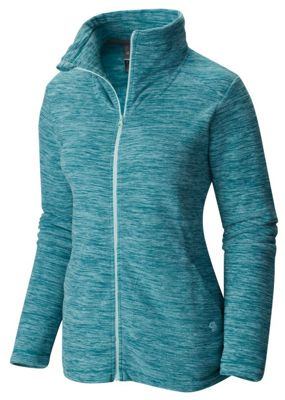 Mountain Hardwear Women's Snowpass Full Zip Fleece