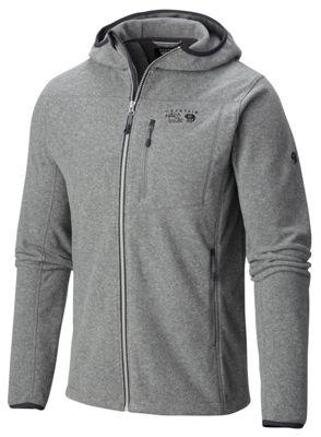 Mountain Hardwear Men's Strecker Hooded Jacket