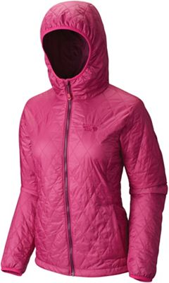 Mountain Hardwear Women's Thermostatic Hooded Jacket