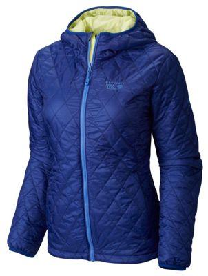 Mountain Hardwear Women's Thermostatic Hooded Jacket