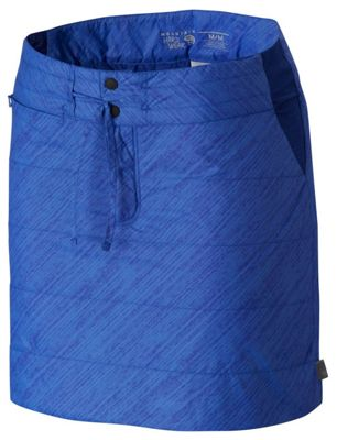 Mountain Hardwear Women's Trekkin Printed Insulated Skirt