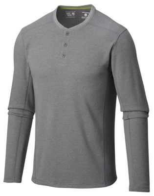 Mountain Hardwear Men's Trekkin Thermal Henley