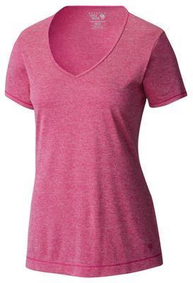 Mountain Hardwear Women's Wicked Printed SS Tee
