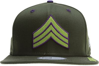 Grenade Chevron Cap - Men's