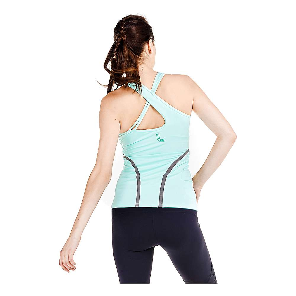 Lole Women's Marion Tank Top - Small - Clearly Aqua