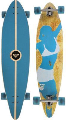 Roxy Sanfords Sled Longboard Complete 41.25 x 9.8in