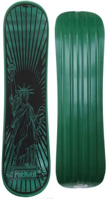 Premier Mr.Liberty Plastic Snowskate 38in