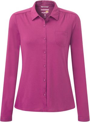 Craghoppers Women's Kaile Trek LS Shirt