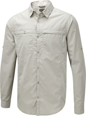 Craghoppers Men's Kiwi Trek LS Shirt