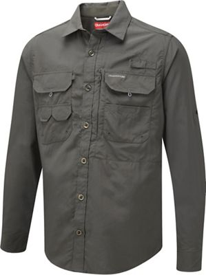 Craghoppers Men's Nosilife LS Angler Shirt