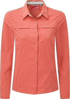 Craghoppers Women's Nosilife Pro Lite LS Shirt
