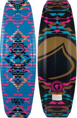 Liquid Force Wing Grind Wakeboard 130 - Women's