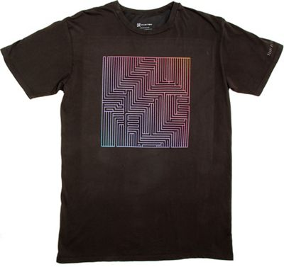 Five Ten Men's 3 Line Maze Tee