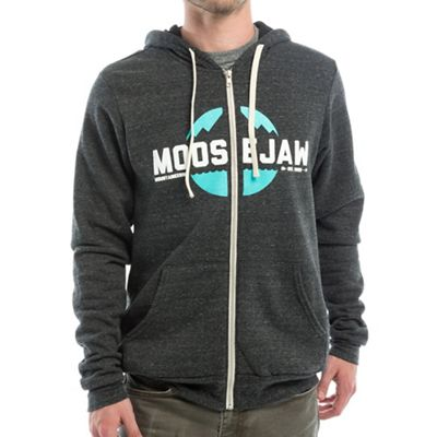 Moosejaw Men's It's a Trap Tri-Blend Zip Hoody