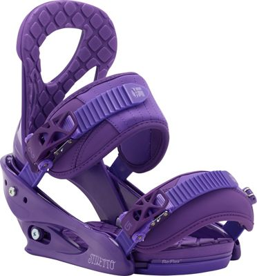 Burton Stiletto Re:Flex Snowboard Bindings - Women's