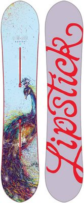Burton Lip-Stick Snowboard 145 - Women's