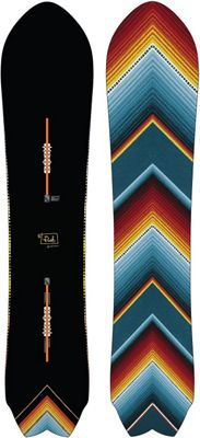 Burton Fish Snowboard 151 - Men's