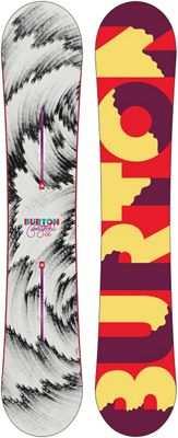 Burton Feelgood Flying V Snowboard 155 - Women's